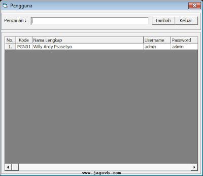 Aplikasi Undian Doorprize Digital dengan VB 6.0