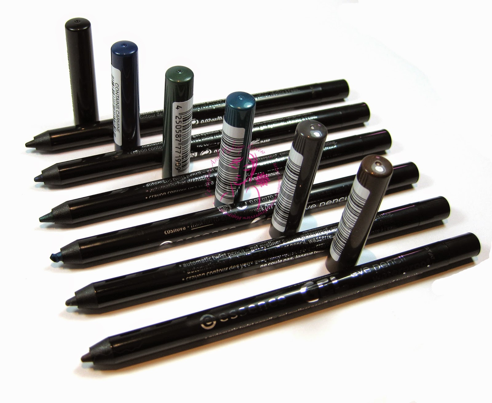 Essence - Gel Eye Pencil Waterproof n° 01, 02, 03, 04, 05, 06