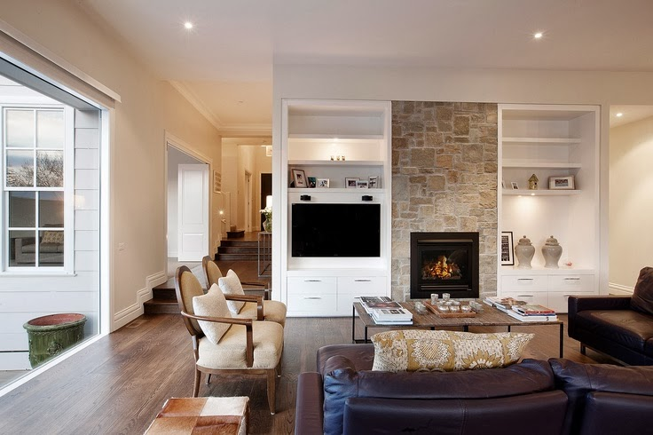 Lounge Amp Fireplace Details Our Hampton Style Forever Home