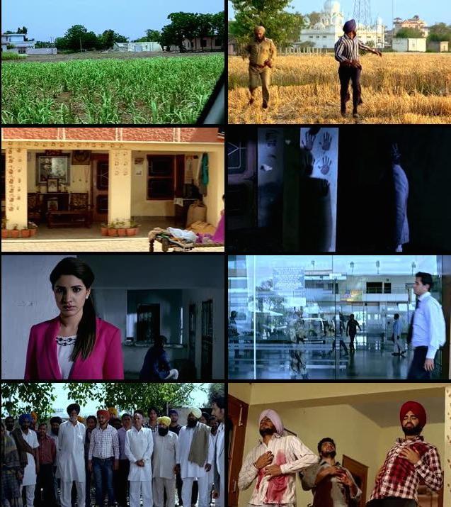 Gaddar The Traitor 2015 Punjabi 720p DVDRip 950mb ESubs
