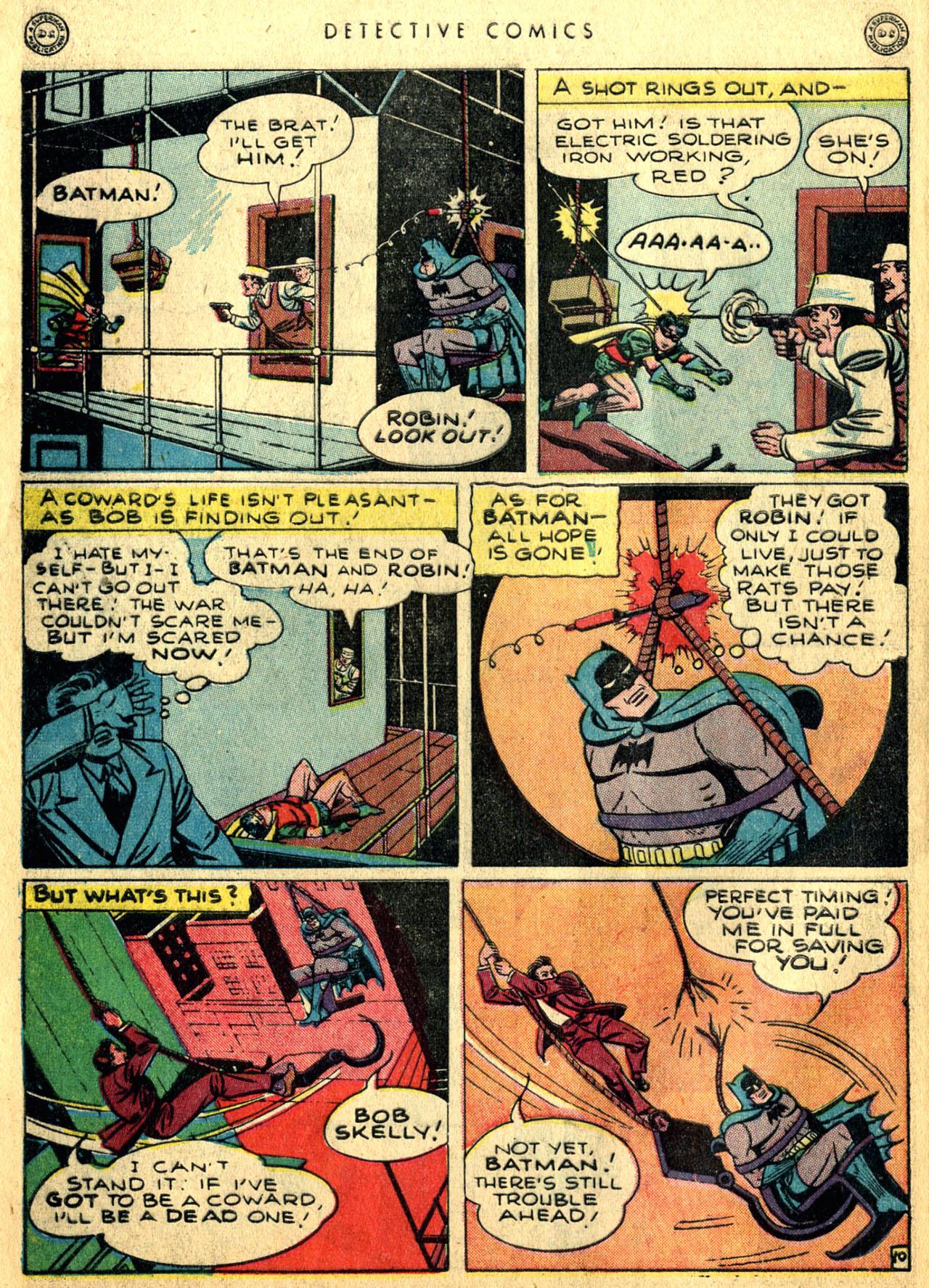 Read online Detective Comics (1937) comic -  Issue #117 - 12