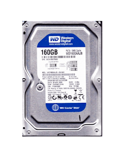 Western Digital Blue 160 GB