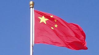 china flag respect