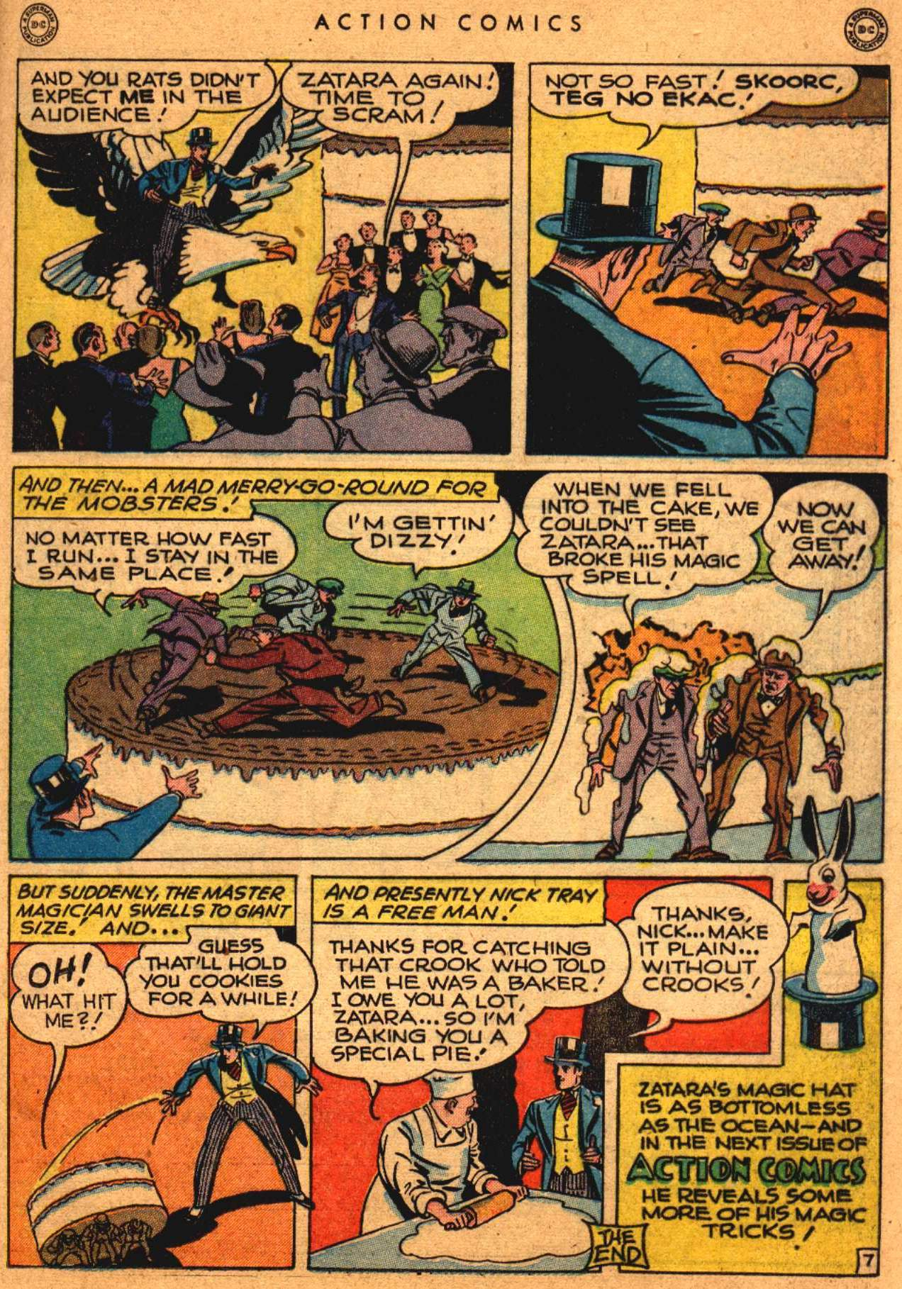 Read online Action Comics (1938) comic -  Issue #108 - 28