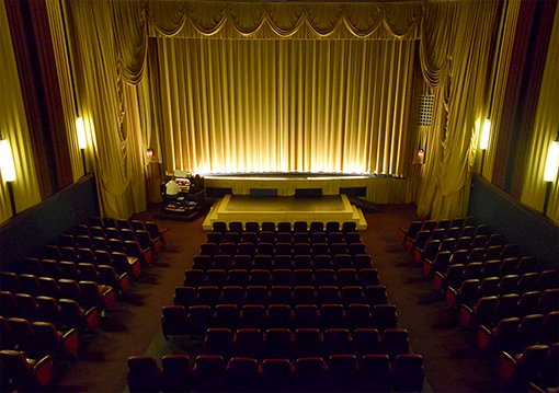 Plaza Theatre | Photo: Travis Swann Taylor