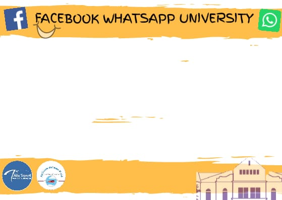 Facebook WhatsApp University