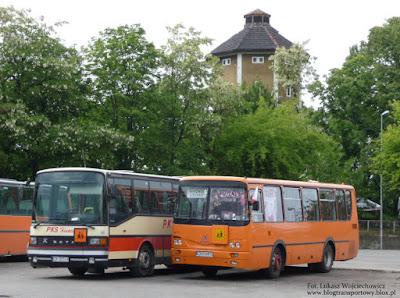 Autosan A0909L.04S z PKS Koszalin