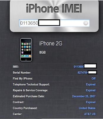 cara memeriksa iPhone Refurbished asli atau palsu