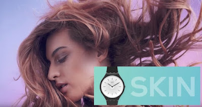 Spot Swatch 2017, pubblicità SKIN orologi: musica e prezzi