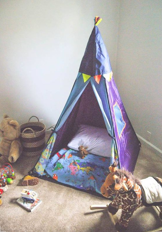 B Toys u2013 Wildly Imaginative Play! B. TeePee Tent #holidaygiftguide #giftsforkids & B Toys u2013 Wildly Imaginative Play! B. TeePee Tent #holidaygiftguide ...