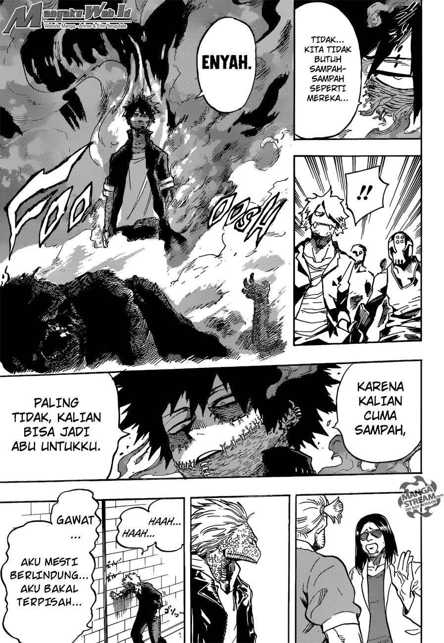 Boku no Hero Academia Chapter 115-10
