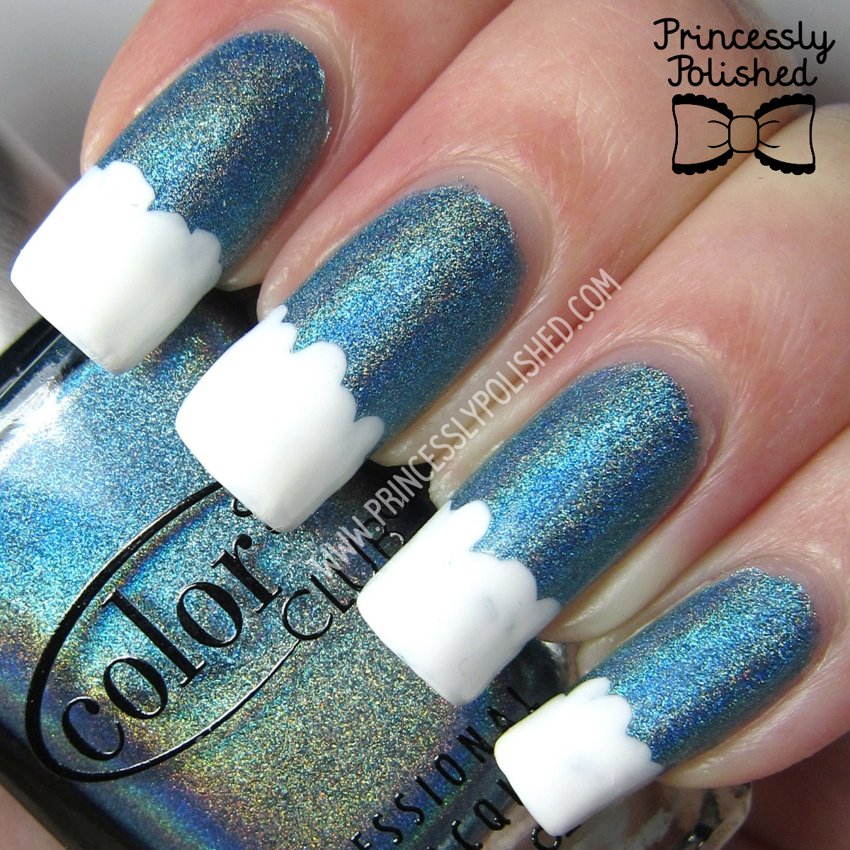 Princessly Polished: Color Club: Over the Moon - Cloud