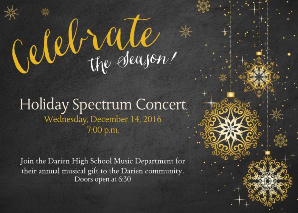 Darien High School Orchestra