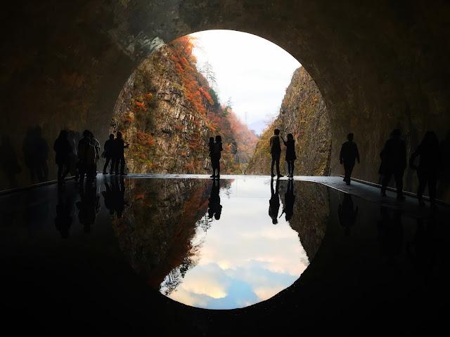 Kiyotsu Gorge Tunnel