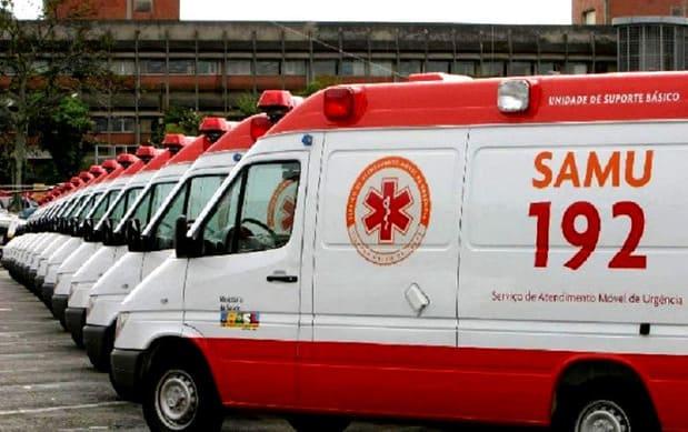 Canoinhas receberá uma ambulância do SAMU