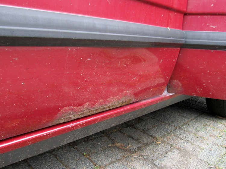 Travel With Kevin And Ruth How To Rust Proof Your Car