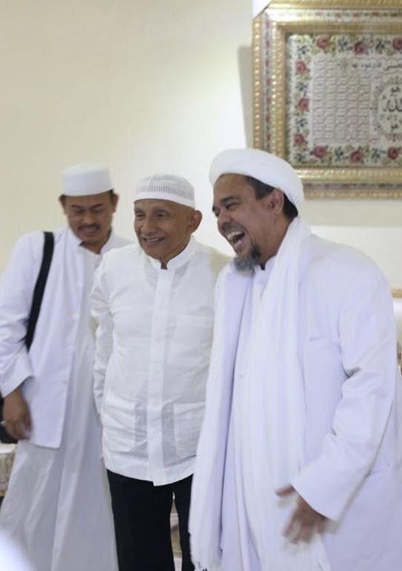 Penjelasan PA 212 Soal PKS Tak Ikut Pertemuan di Mekah