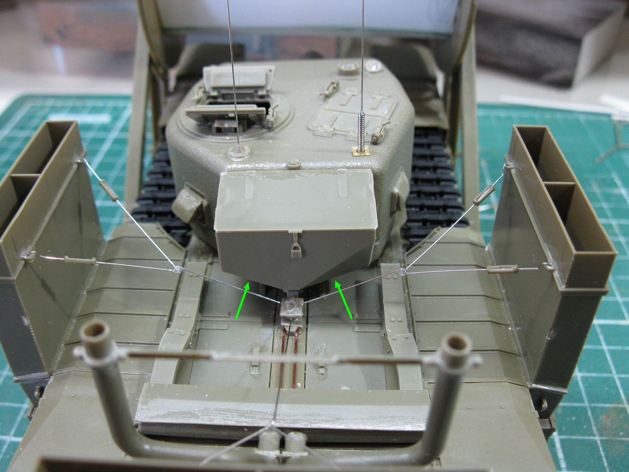 Panzerserra Bunker Military Scale Models In 1 35 Scale