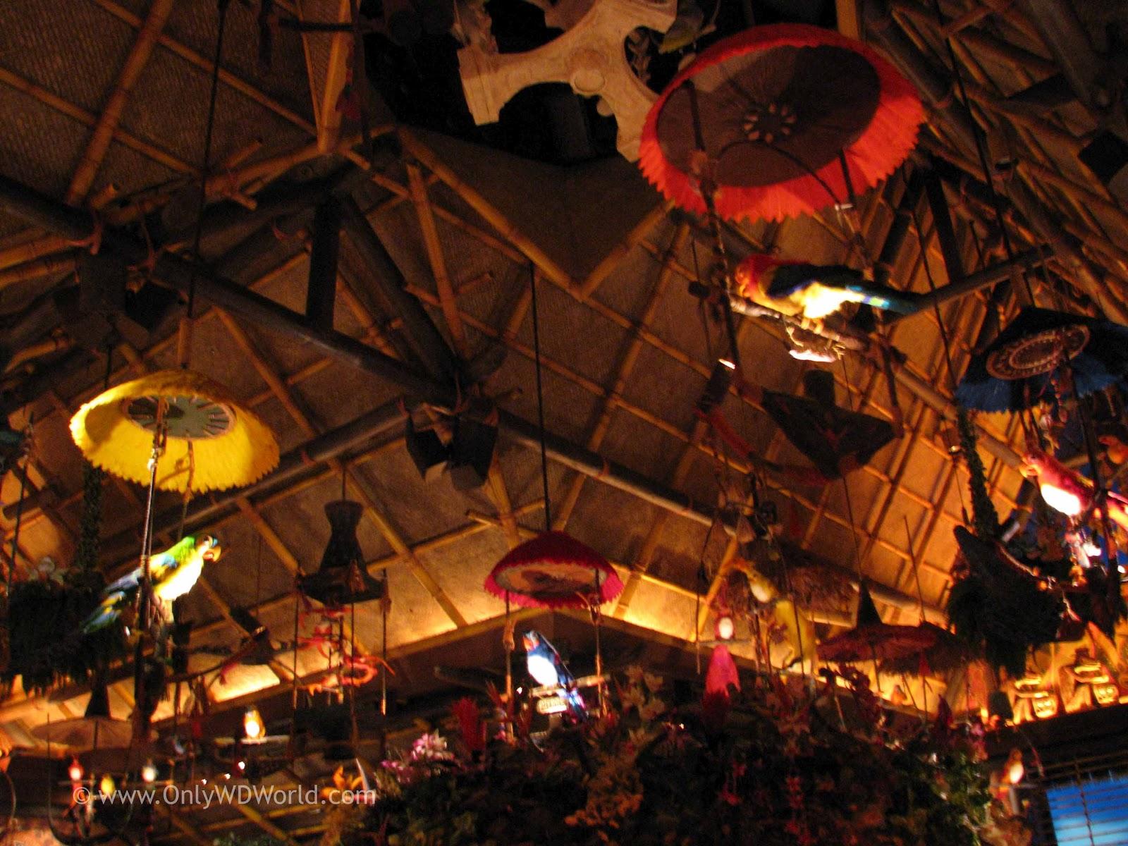 Image Result For Disney Enchanted Tiki Room