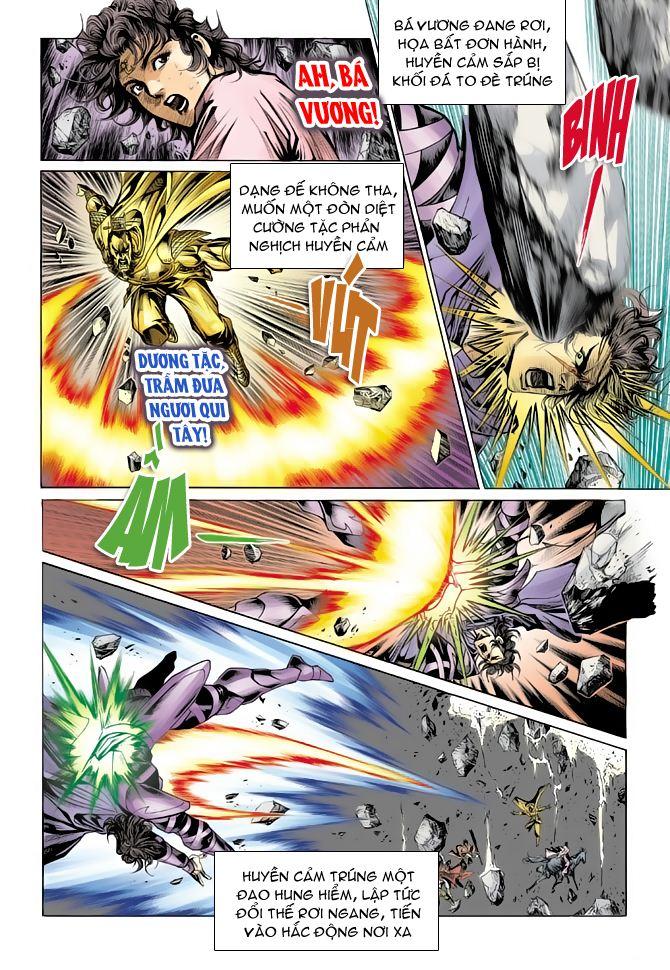 Đại Đường Uy Long chapter 52 trang 27