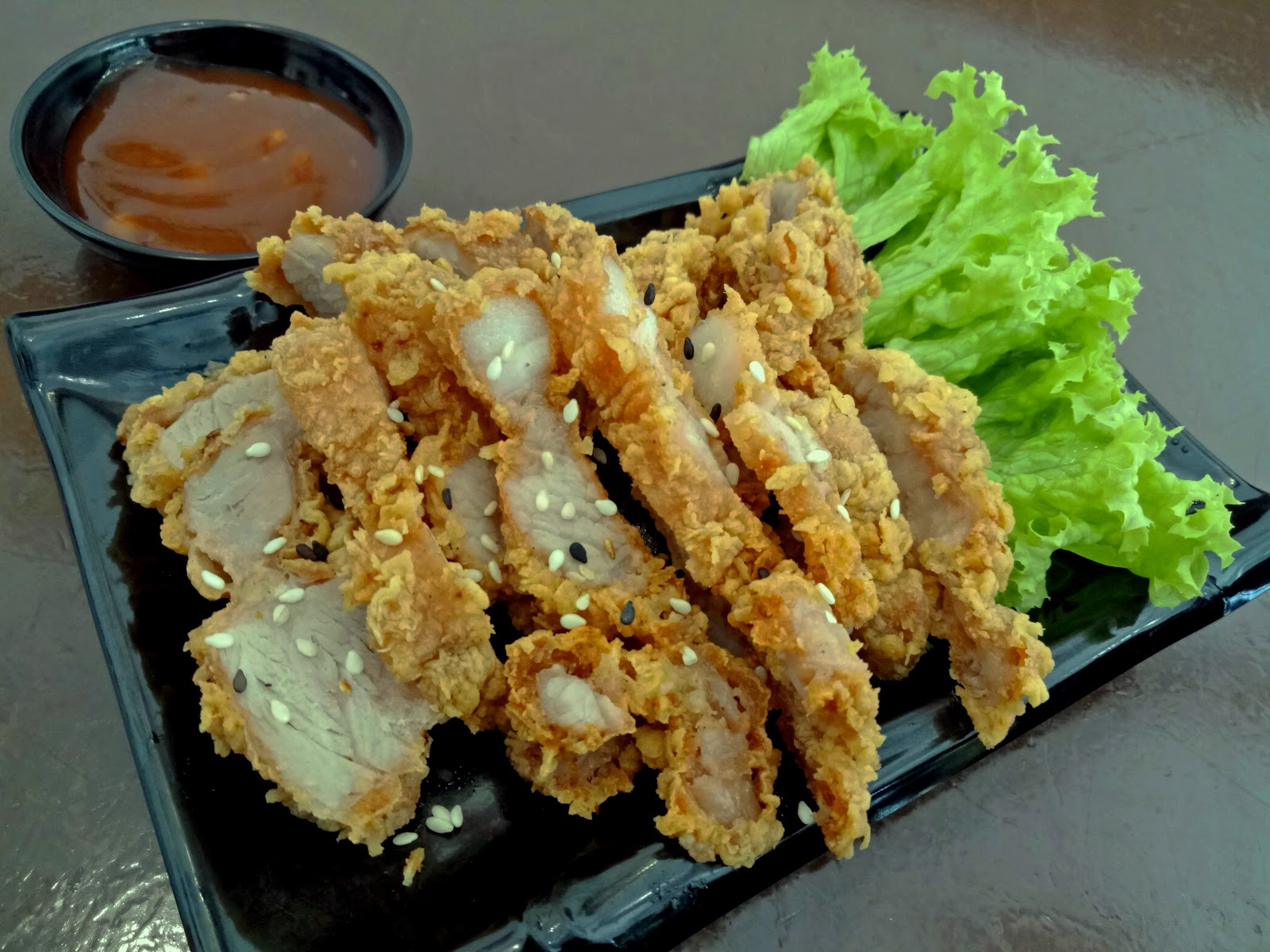 Penang Food For Thought: Hakka Chili Pan Mee