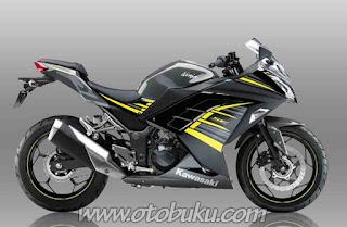 Gambar Foto Kawasaki Ninja 250 SE