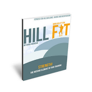 fitness for hiking, hillwalking & backpacking