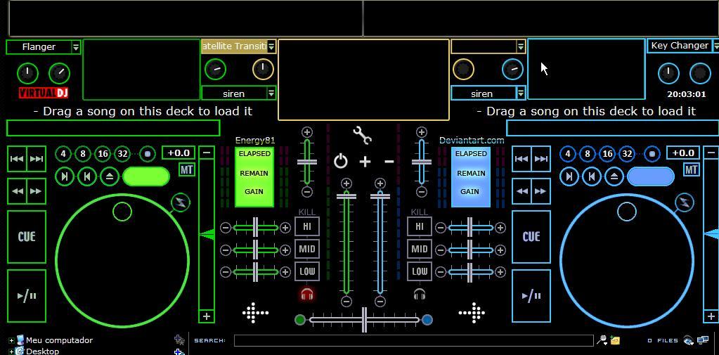 PIONEER 2000 BAIXAR DJ CDJ VIRTUAL SKIN