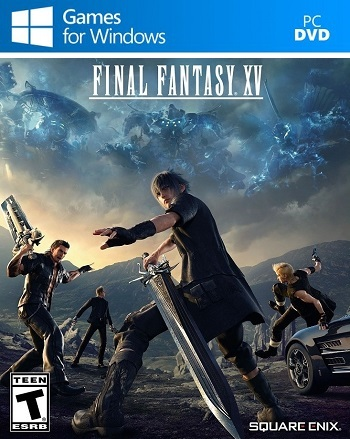 final fantasy xv windows edition cracked