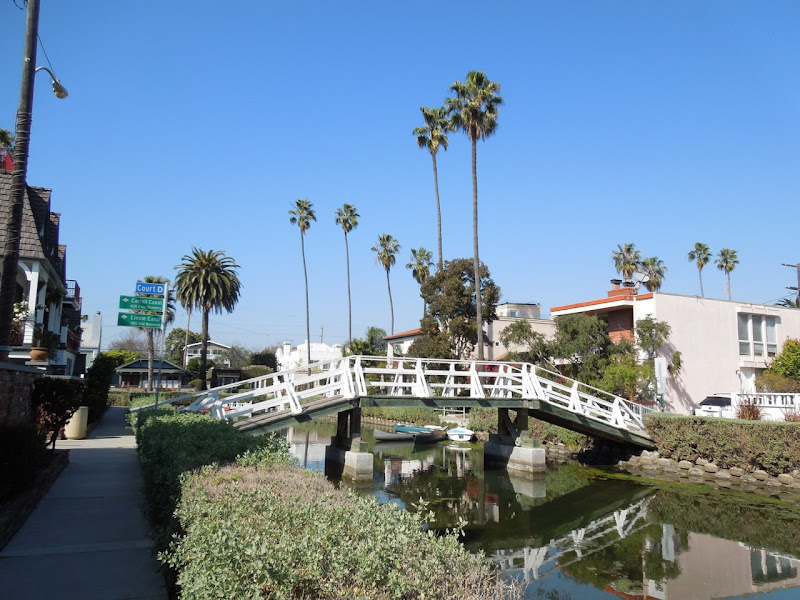 Venice Canal Historic District California