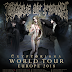 CRADLE OF FILTH – partito il tour europeo