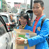 Peduli Korban Longsor di Nias, KMN UPMI Aksi Galang Dana