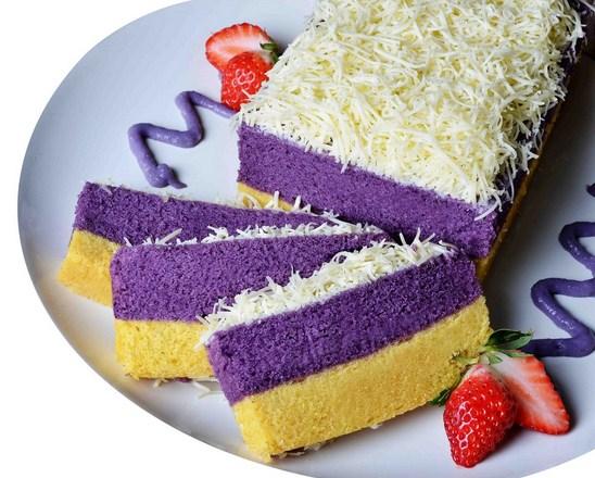 Resep Cake Kukus Ubi Ungu