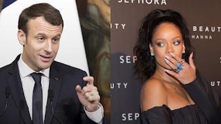Music: Rihanna à l'Elysée