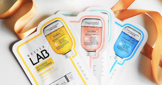 Review: TonyMoly Master Lab sheet masks