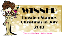 I was a Bugaboo Christmas in July Winner!