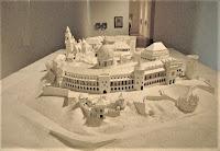 Projekt zabudowania Wawelu - St. Wyspiański 1907