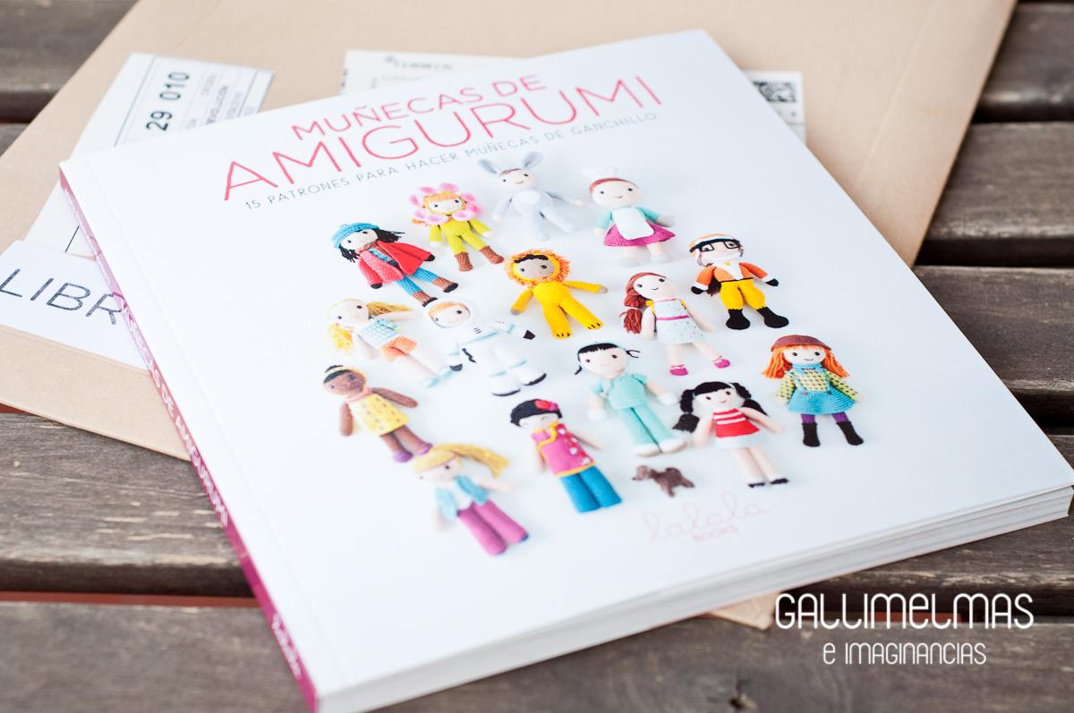 Las muñecas más bonitas están en Muñecas de Amigurumi   Gallimelmas ...