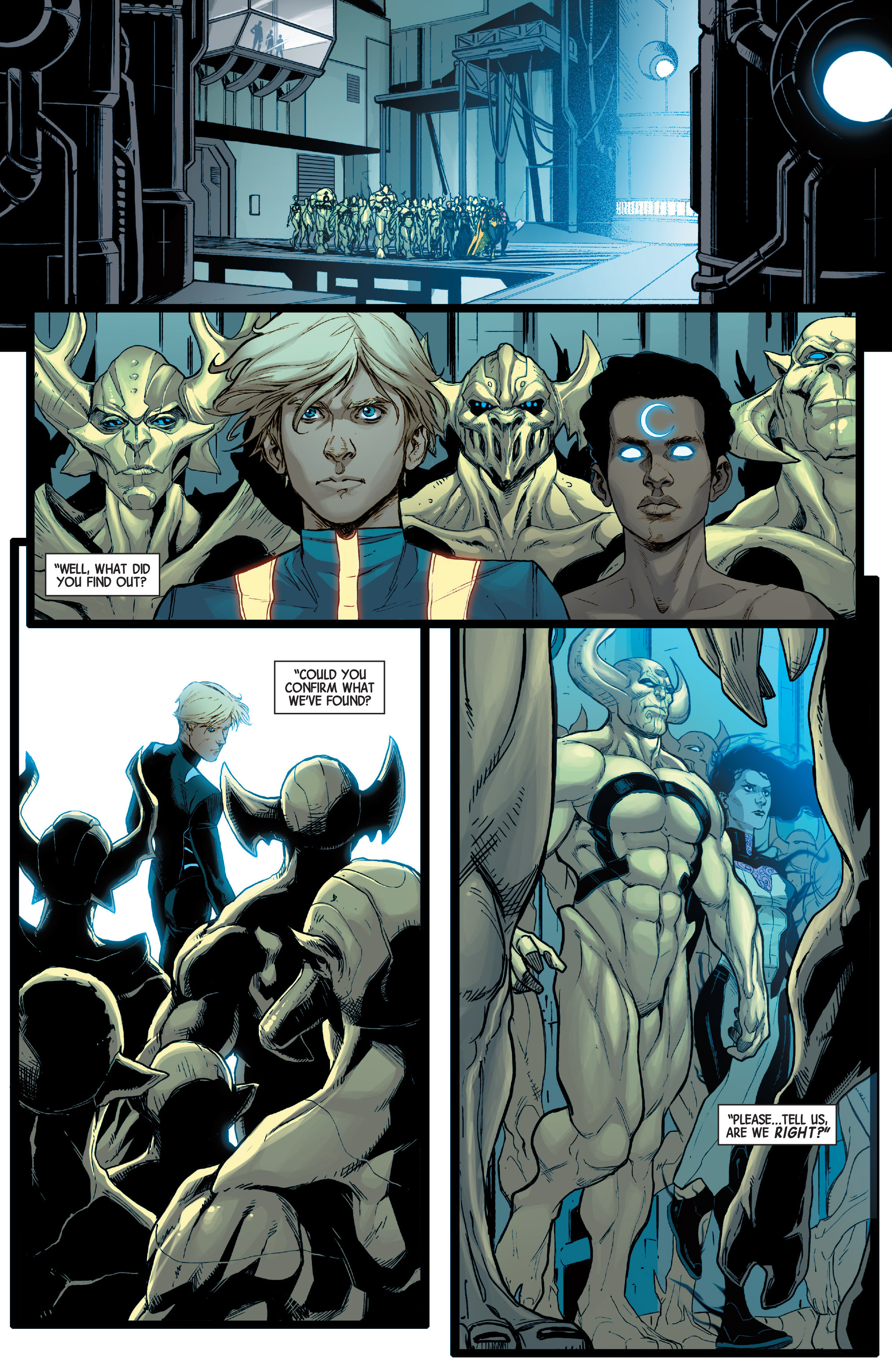 Read online Avengers (2013) comic -  Issue #36 - 15
