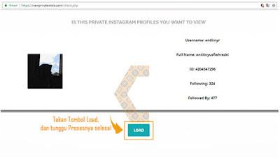 cara download video di instagram yang di private tanpa aplikasi