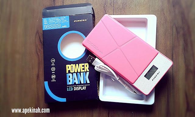 Pineng Power Bank Dari Shopee