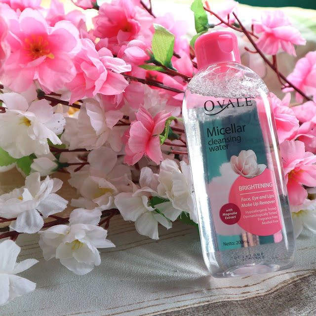 Review: Ovale Micellar Water