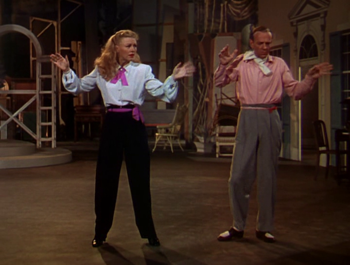 The Stars Are Ageless A Classic Film Blog Top 10 Fred Astaire Ginger Rogers Dance Scenes