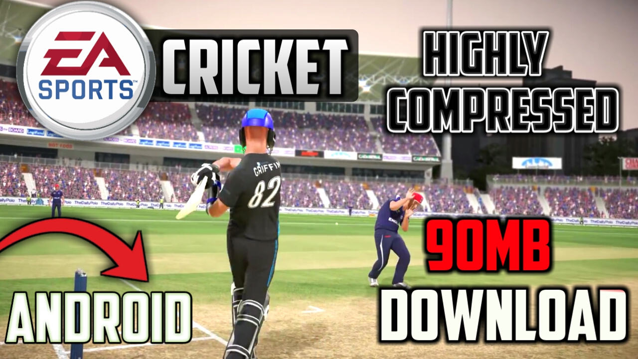 Download EA Sports Cricket Apk Latest 2020 For Android