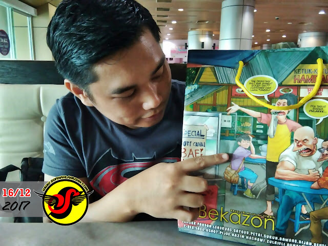 Bekazon isu 16 Bersama Karya Peminat Sudah Dimiliki - Sofinah Lamudin