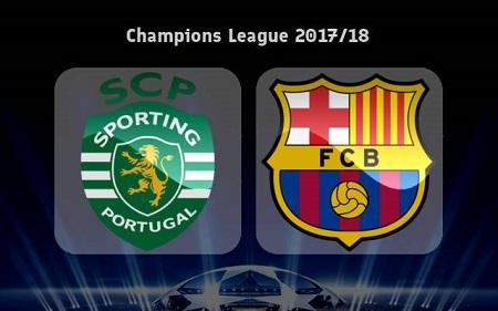 Assistir Sporting x Barcelona ao vivo grátis em HD 27/09/2017