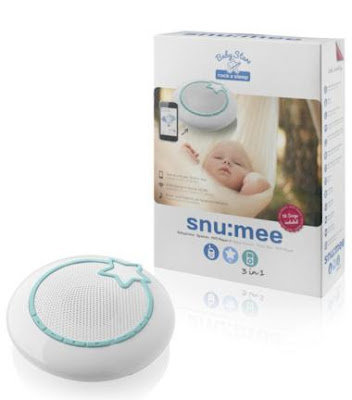 snu:mee  Baby Monitor and Music Player