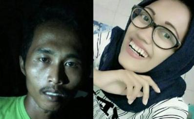 korban Ema Desrita (21 tahun) warga Jalan Kampung Bukit, Rumbai Pesisir. Sementara pelakunya Supriadi (27 tahun).