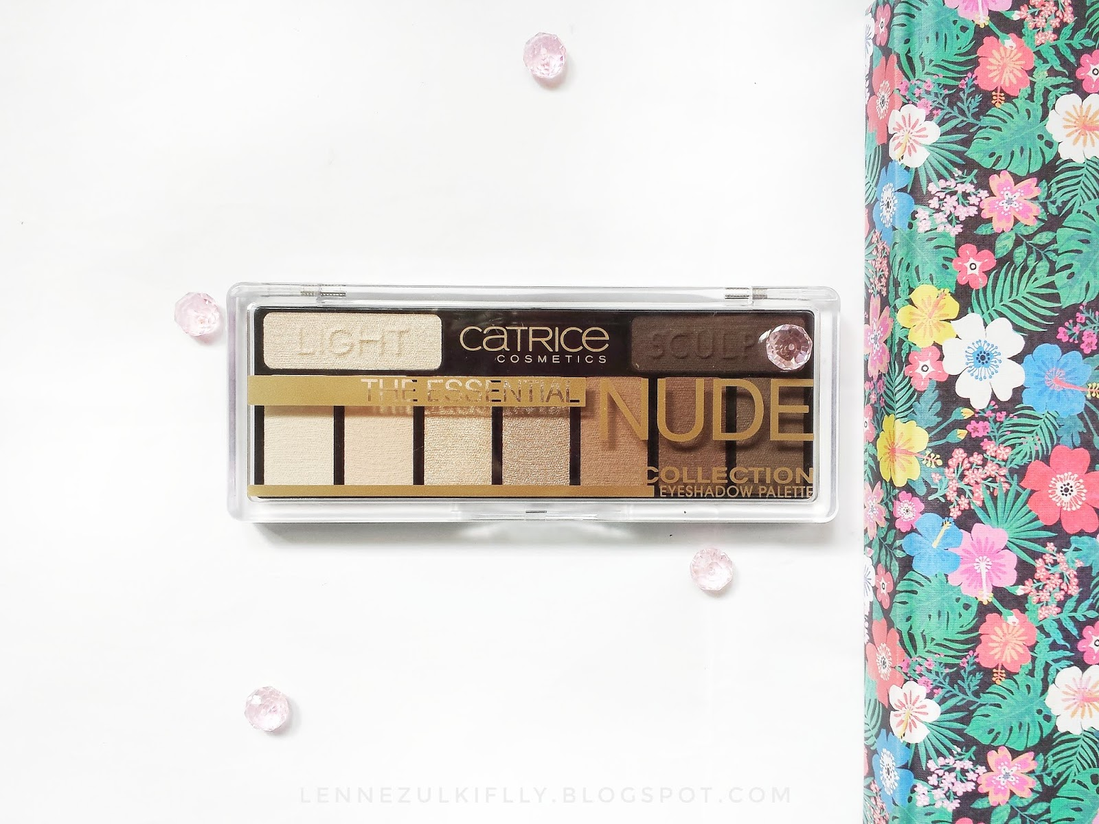 Catrice The Essential Nude Eyeshadow Palette | LENNE ZULKIFLLY