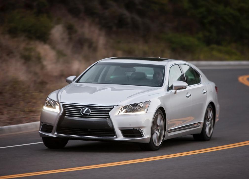 Luxury Vehicle: Large Luxury Car Sales In Canada – February 2015 YTD